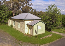 St Ninians Anglican Church - Former