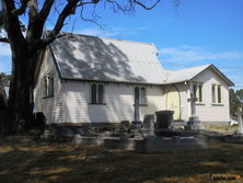 St Olave's Anglican Church - Former