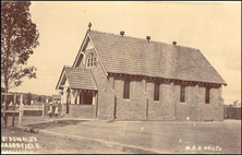 St Oswald's Anglican Church 00-00-1911 - State Library of NSW - See Note