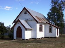 St Oswald's Anglican Church - Former