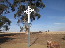 St Oswald's Anglican Church Site - Boomahnoomoonah 19-04-2018 - John Conn, Templestowe, Victoria