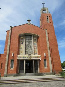 St Patrick and the Holy Angels' Catholic Church
