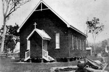 St Patrick's Catholic Church - Former