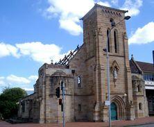 St Patrick's Catholic Cathedral 18-07-2002 - Alan Patterson