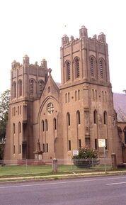 St Patrick's Catholic Church 13-12-2007 - Sardaka - See Note.