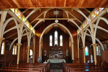 St Patrick's Catholic Church unknown date - Church Website - See Note
