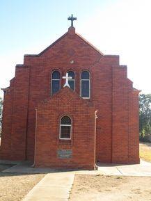 St Patrick's Catholic Church 20-04-2018 - John Conn, Templestowe, Victoria