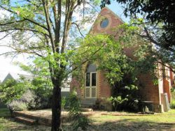 St Patrick's Catholic Church - Former
