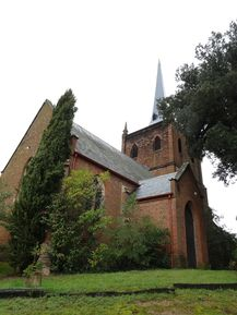 St Paul the Apostle Anglican Church 01-10-2016 - John Huth, Wilston, Brisbane.