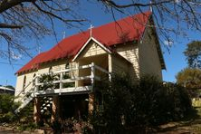 St Paul's Anglican Church 17-08-2018 - John Huth, Wilston, Brisbane