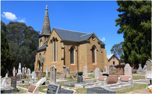 St Paul's Anglican Church 22-07-2019 - Peter Liebeskind
