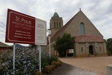 St Paul's Anglican Church 04-04-2021 - John Huth, Wilston, Brisbane