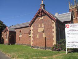 St Paul's Anglican Church  04-10-2014 - John Conn, Templestowe, Victoria