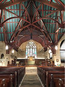 St Paul's Anglican Church  24-10-2017 - Mark Quarmby - ohta.org.au