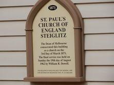St Paul's Anglican Church - Former 07-03-2019 - Chris Bennett