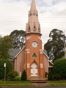 St Paul's Anglican Church - Former 08-11-2010 - Sardaka - See Note.