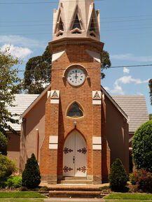 St Paul's Anglican Church - Former 16-11-2010 - Sardaka - See Note.
