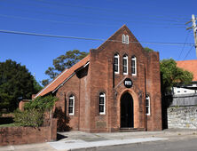 St Paul's Anglican Church - Former 23-03-2018 - Peter Liebeskind