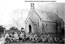 St Paul's Anglican Church - Former unknown date - Unknown - Provided by Alan Patterson