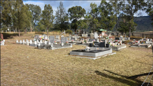 St Paul's Anglican Church - Former - Cemetery 10-07-2019 - Louise Nichols - See Note.