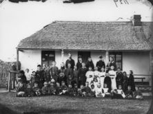 St Paul's Anglican Church - Sunday School 00-00-1871 - John Oxley Library - State Library of Queensland