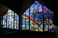 St Paul's Anglican Church - Windows from the Opportunity Shop 20-04-2019 - John Huth, Wilston, Brisbane