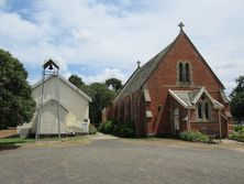 St Paul's Anglican Church + Hall & Bell 05-02-2019 - John Conn, Templestowe, Victoria