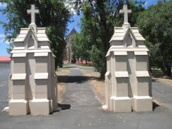 St Paul's Catholic Church 20-01-2014 - John Conn, Templestowe, Victoria