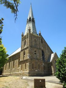 St Paul's Lutheran Church 10-01-2020 - John Conn, Templestowe, Victoria