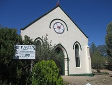 St Paul's Lutheran Church 11-02-2016 - John Conn