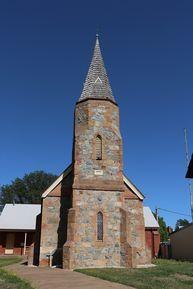 St Paul's Presbyterian Church 02-02-2020 - John Huth, Wilston, Brisbane
