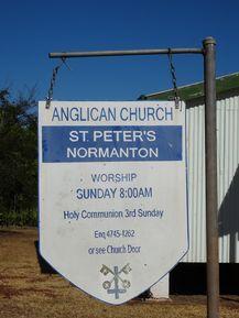 St Peter's Anglican Church 03-09-2018 - Bill Bale