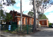 St Peter's Anglican Church 08-04-2017 - Peter Liebeskind