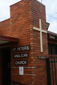 St Peter's Anglican Church 04-04-2021 - John Huth, Wilston, Brisbane