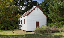 St Peter's Anglican Church - Former