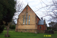 St Peter's Anglican Church - Former 27-08-2005 - See Note.