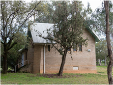 St Peter's Anglican Church  (Morongla) 18-07-2021 - Derek Flannery