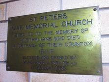 St Peters Catholic Church 26-12-2014 - John Huth, Wilston, Brisbane