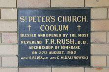 St Peters Catholic Church 06-02-2016 - John Huth Wilston Brisbane