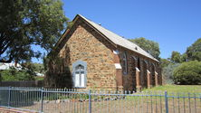 St. Peter's Catholic Church - Former