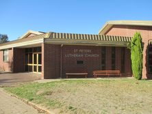 St Peter's Lutheran Church 03-02-2016 - John Conn, Templestowe, Victoria