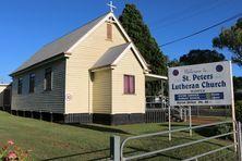 St Peter's Lutheran Church 28-01-2017 - John Huth, Wilston, Brisbane.