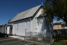 St Peter's Mission Anglican Church - Former