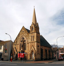 St Peter's Uniting Church - Former