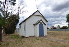 St Philip's Anglican Church - Former