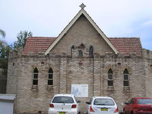 St Philip's Anglican Church - Former 13-03-2007 - One Salient Oversight - See Note.
