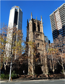 St Philip's Anglican Church  (Church Hill Anglican) 16-06-2016 - Peter Liebeskind