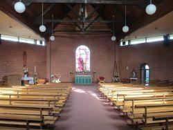 St Philip's Catholic Church 10-06-2014 - John Conn, Templestowe, Victoria