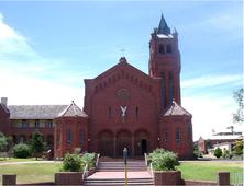 St Raphael's Catholic Church 13-07-2002 - Alan Patterson