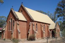 St Saviour's Anglican Church - Former